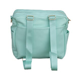 Kiki Lu Diaper Bag in Mint