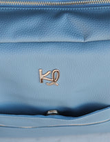 Kiki Lu Bag in Steel Blue