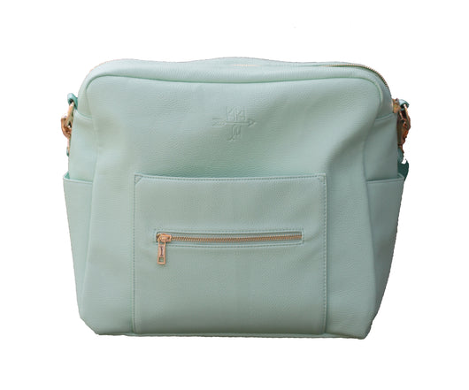 Warehouse Sale- Mint flawed bag