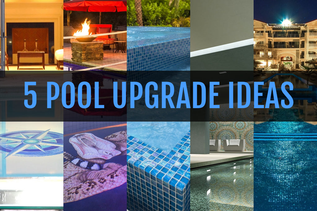 5 CREATIVE IDEAS TO UPGRADE YOUR SWIMMING POOL
