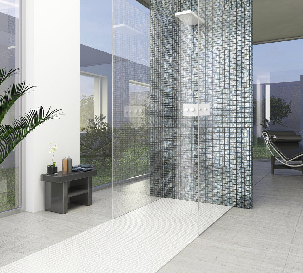 Mosaic Glass Tile - Blending Beauty with Practicality