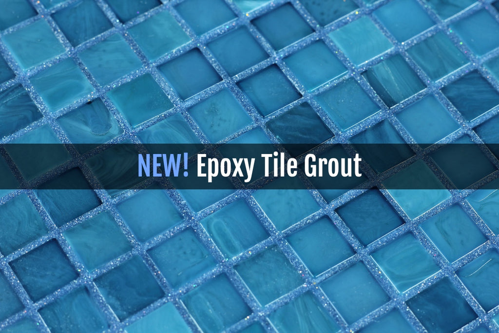 The New Epoxy Tile Grout is Here - YES!