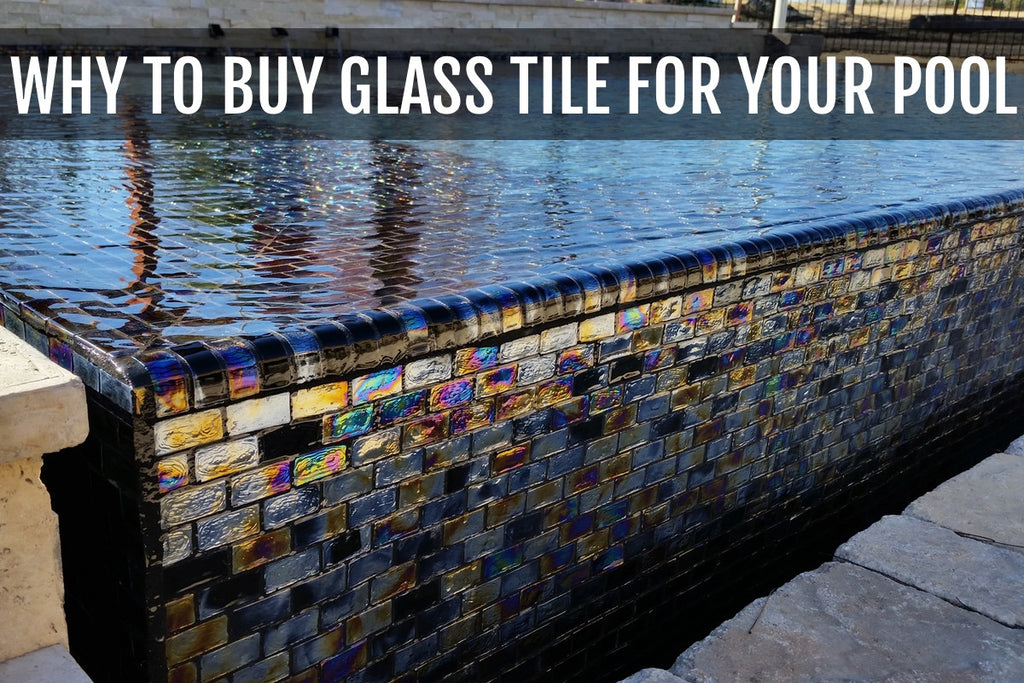 WHY TO BUY GLASS TILE FOR YOUR POOL ONLINE – AquaBlu Mosaics