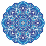 MND-JSM-11 Joyful Soul mandala series pool mosaic from custom mosaics