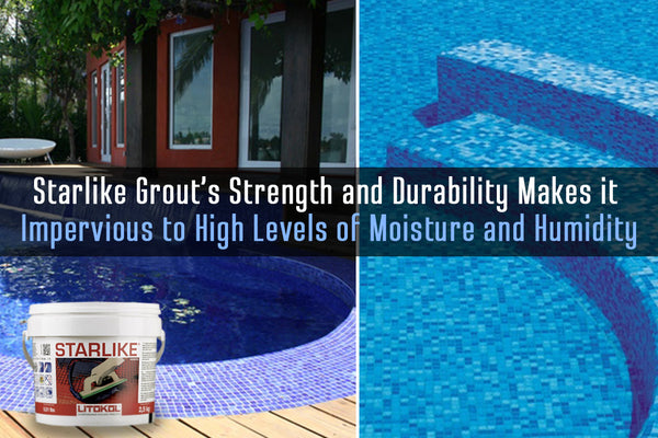 Why Litokol? The Very Best Grout for Swimming Pools, Spas ...