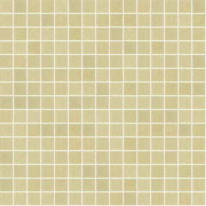 "Beige, 3/4"" x 3/4"" - Glass Tile"