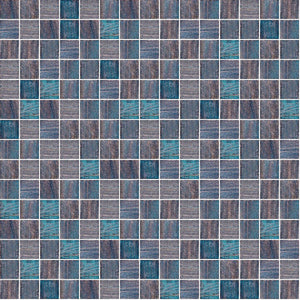 "Mystical, 3/4"" x 3/4"" - Glass Tile"