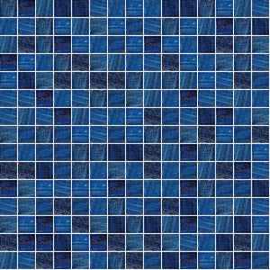 Brillante 239, 3/4 x 3/4 Mosaic Tile | TREND Glass Mosaic Tile