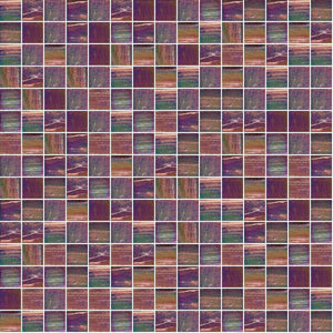 Shining 823, 3/4 x 3/4 Mosaic Tile | TREND Glass Mosaic Tile