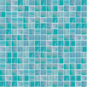 Shining 841, 3/4 x 3/4 Mosaic Tile | TREND Glass Mosaic Tile