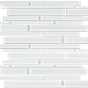 ANAELEMICERS - Aquatica Ice, Linear - Glass Tile