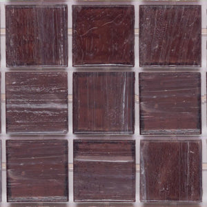 "227 Mulberry, 3/4"" x 3/4"" - Glass Tile"