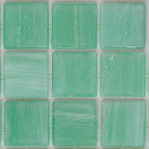 "232 Aventurine, 3/4"" x 3/4"" - Glass Tile"