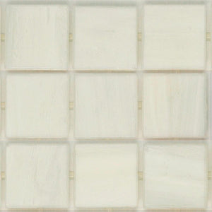 "280 Snowflake, 3/4"" x 3/4"" - Glass Tile"