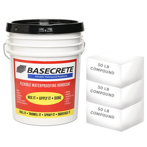 Basecrete - Flexible Waterproofing Bondcoat Kit