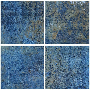 "ECSCANVMASAMI66 Aquatica Masami, 6"" x 6"" (1 box, 44 pcs) - Porcelain Pool Tile"