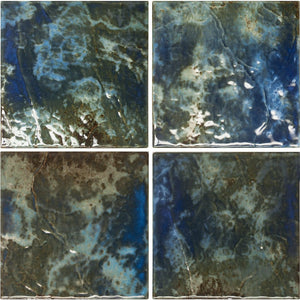 "EROS-608 - Spring, 6"" x 6"" (4 pcs, 1 sqft) - Porcelain Pool Tile - Fujiwa"