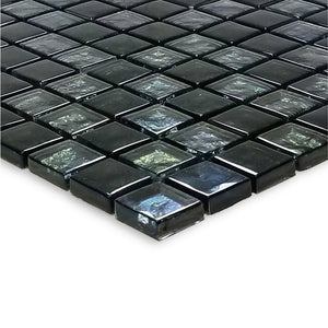 "Slate, 1"" x 1"" - Glass Tile"