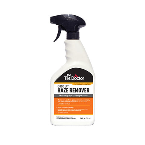 Grout Haze Remover, Bottle - Tile Cleaning Agent