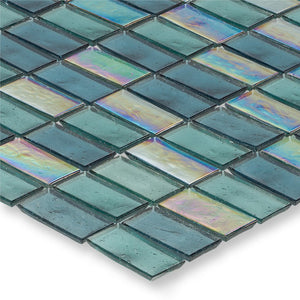 "Pier, 1"" x 2"" Stacked - Glass Tile"