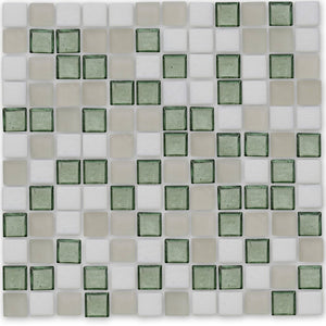 "Coast, 1"" x 1"" - Glass Tile"
