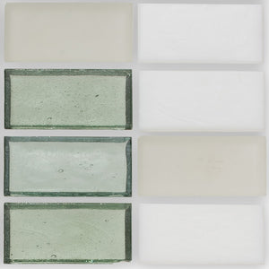 "Coast, 1"" x 2"" Stacked - Glass Tile"