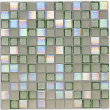 "Shell, 1"" x 1"" - Glass Tile"