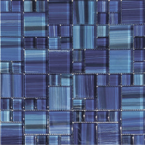 KEEBAMBROYALRA - Aquatica Royal, Mixed - Glass Tile