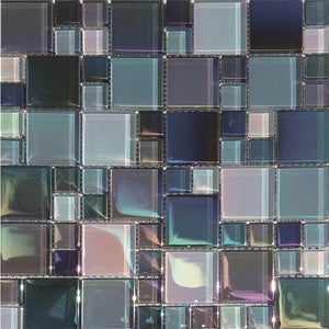 KEEKELURAAAQSTGE - Aquatica St. George, Mixed - Glass Tile