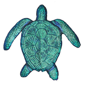 MTLOCARB Fusion Loggerhead Turtle - Caribbean Artistry in Mosaics