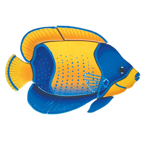 MA54 Majestic Angelfish Custom Mosaics