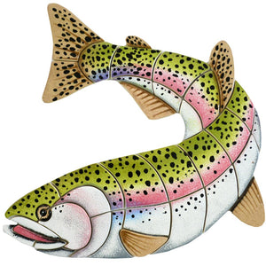 Rainbow Trout (Special Order) - Pool Mosaic