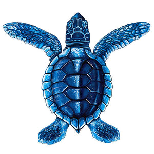 PORC-ST20A-BL Baby Blue Sea Turtle
