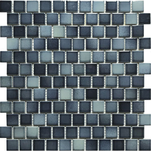 "POWPLSEABLIGHTPT Aquatica Light, 1"" x 1"" - Porcelain Pool Tile"