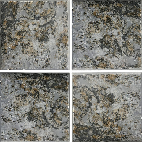 "SEKIS-622 - Fujiwa French Grey, 6"" x 6"" (4 pcs, 1 sqft) - Porcelain Pool Tile"