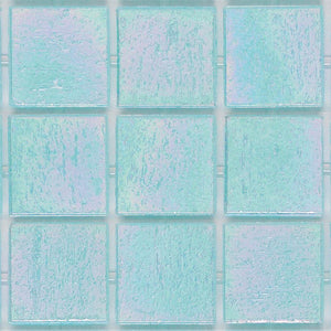 "720 Ice Queen, 3/4"" x 3/4"" - Glass Tile"