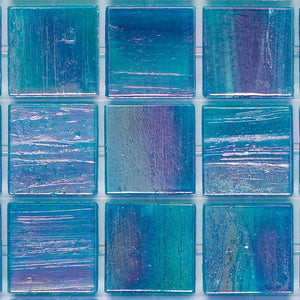 "844 Neptune, 3/4"" x 3/4"" - Glass Tile"