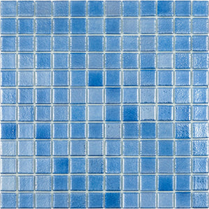 "Shell Ocean 561, 1"" x 1"" - Glass Tile"