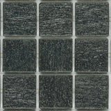 "Onyx, 3/4"" x 3/4"" - Glass Tile"