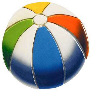 BB44-6 DG Beach Ball Custom Mosaics