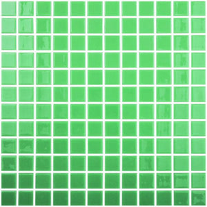 "093600M Light Green, 1"" x 1"" Vidrepur"