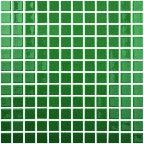 "093602M Dark Green, 1"" x 1"" Vidrepur"
