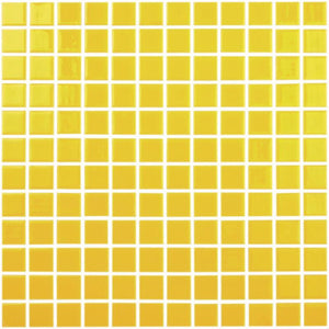 "093801M Yellow, 1"" x 1"" Vidrepur"