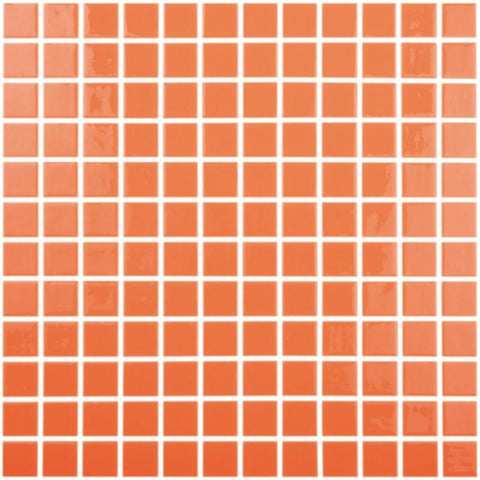 "093802M Orange, 1"" x 1"" Vidrepur"