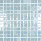"FOTOLUMI 2 Fireglass 107 - Light Blue, 1"" x 1"" Vidrepur"