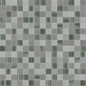 Foggy Mix, 3/4 x 3/4 Mosaic Tile | TREND Glass Mosaic Tile