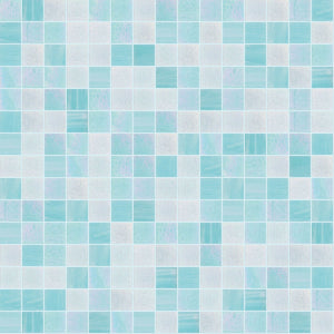 Free Mix, 3/4 x 3/4 Mosaic Tile | TREND Glass Mosaic Tile