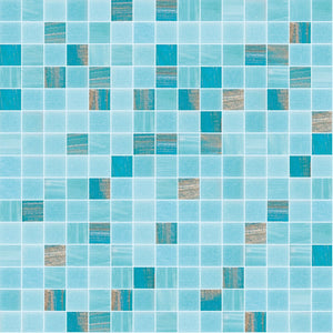 Freshness Mix, 3/4 x 3/4 Mosaic Tile | TREND Glass Mosaic Tile