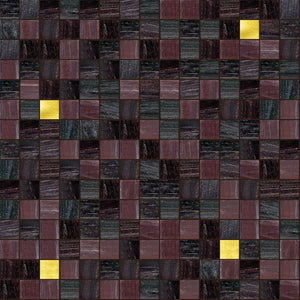 Grubby Mix, 3/4 x 3/4 Mosaic Tile | TREND Glass Mosaic Tile