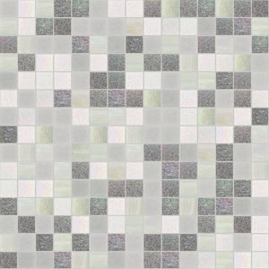 "Granite, 3/4"" x 3/4"" - Glass Tile"